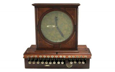 La première caisse enregistreuse, une histoire ancienne !